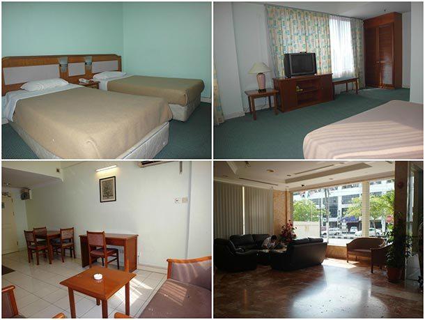 Somerset Hotel Miri - Room Image