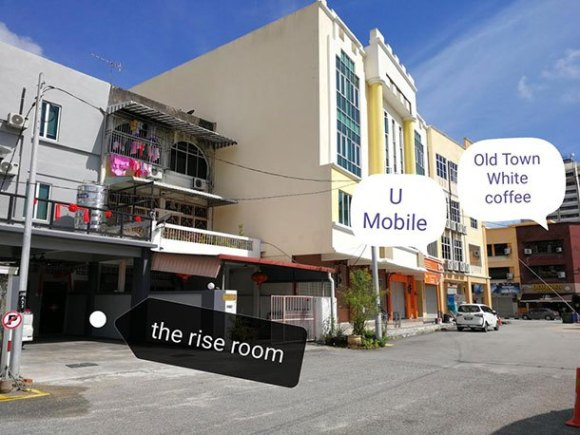 The Rise Room - Main Image