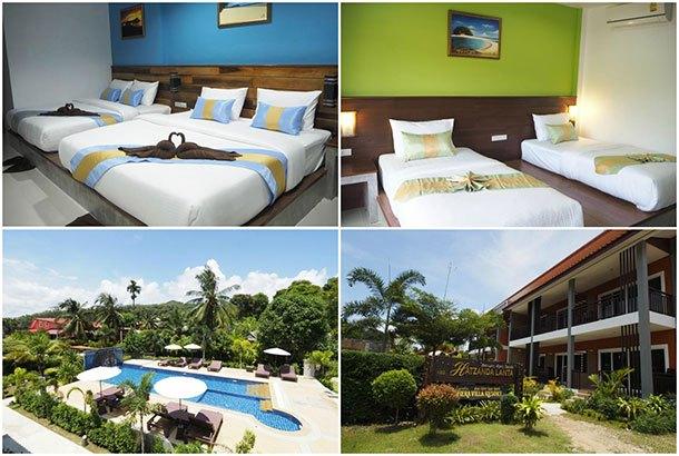 Hatzanda Lanta Resort - Room Image