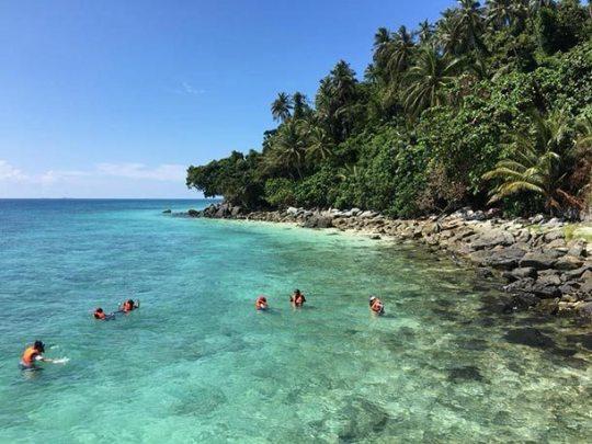 Pulau Tinggi Mersing Johor