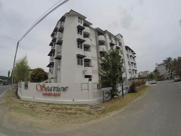 Seaview Apartment - Main Image