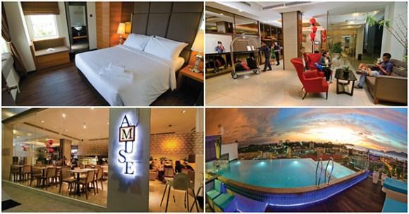 C'haya Hotel Kota Kinabalu - Room Image
