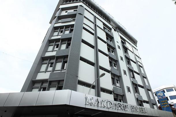 Mandarin Hotel Kota Kinabalu - Main Image