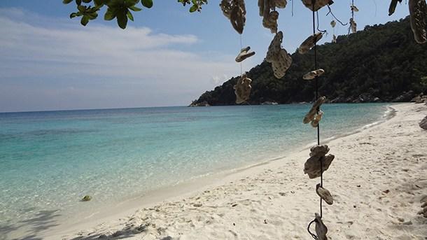 Pantai Romantik Perhentian Main Image