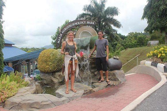 Taman Agroteknologi Mardi Langkawi