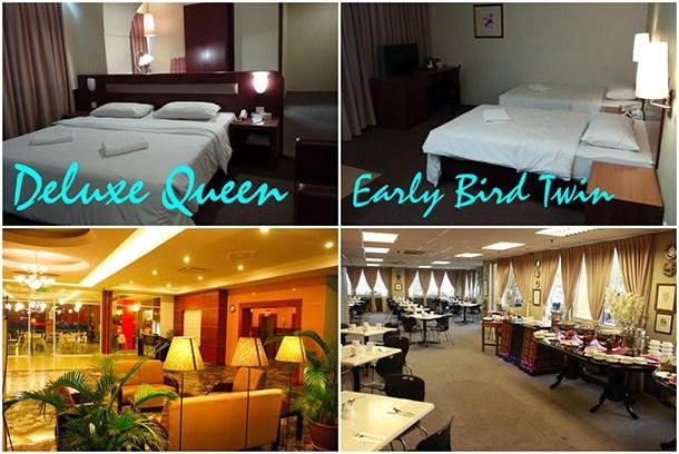 Muar Traders Hotel - Room Image