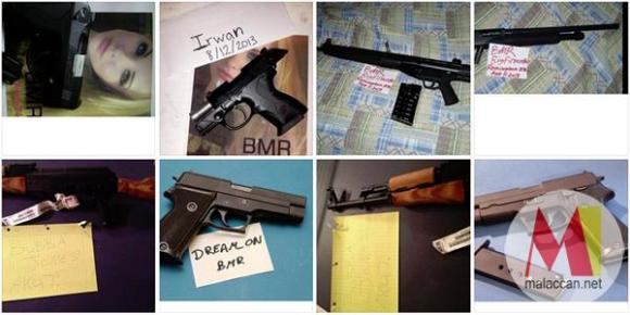 selling-guns-in-social-network