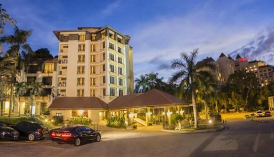 Palm Garden Hotel - Main Image