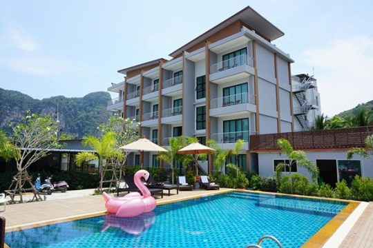 Aonang Sea Valley Resort - Main Image