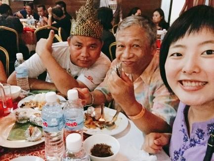 Visiting Sarawak as a Japanese Intern   Food Adventure
