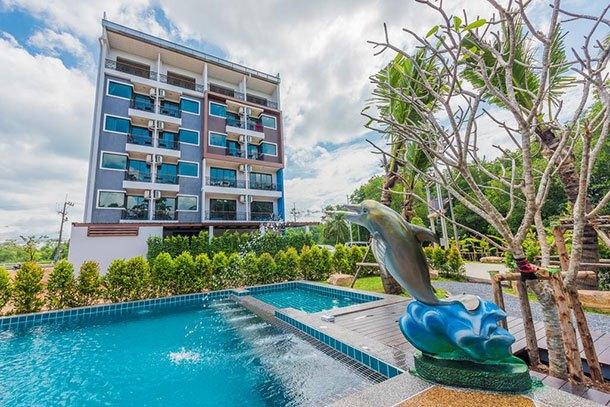 River Front Krabi Hotel - Main Image