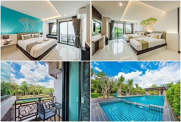 River Front Krabi Hotel - Room Image