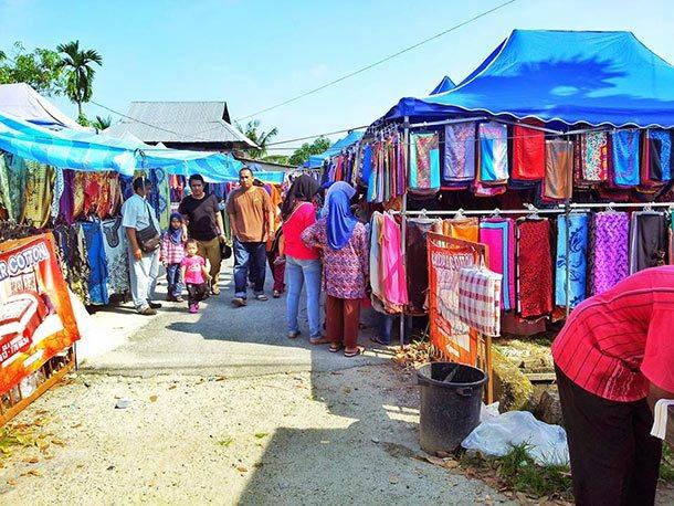 Pasar Kampuchea Banting Image