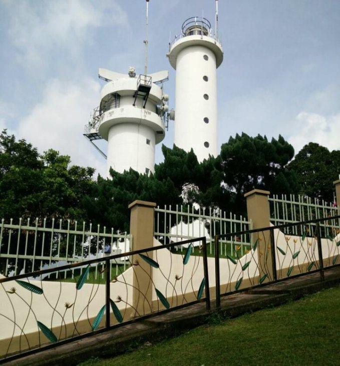 Rumah Api Bukit Jugra Banting Image