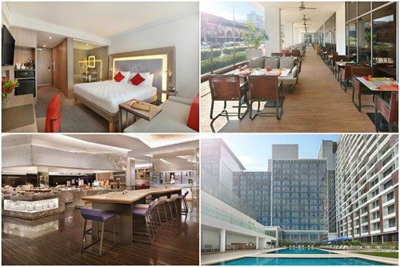 Novotel Melaka Hotel - Room Image