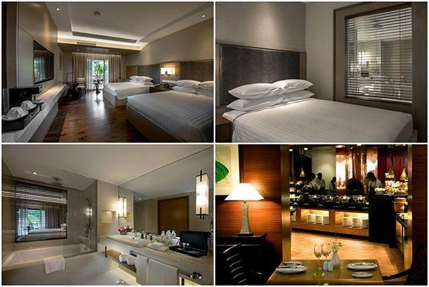 Miri Marriott Resort  Spa - Room Image