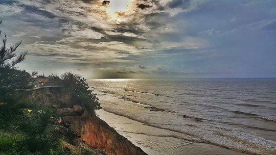 Tusan Bekenu Beach Miri