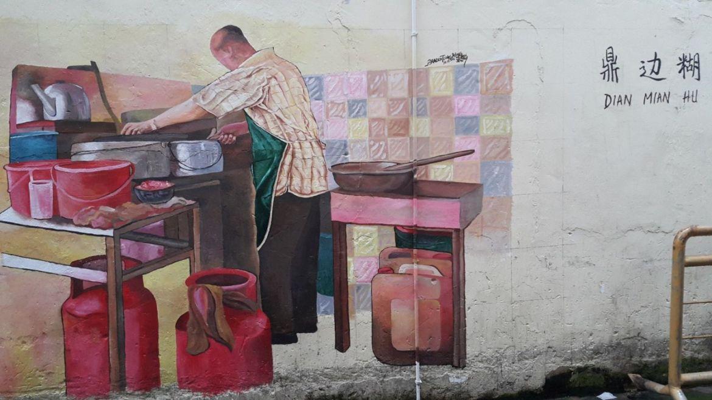 Sibu Street Art 2016-15