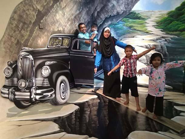 5D Art Paradise Taiping