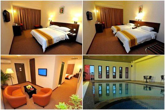 Hotel Tanjong Vista - Room Image