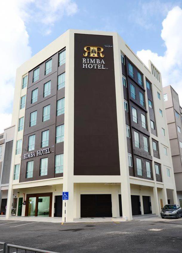Rimba Hotel - Main Image