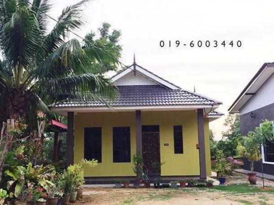 Homestay Faidaville Bungalow - Main Image