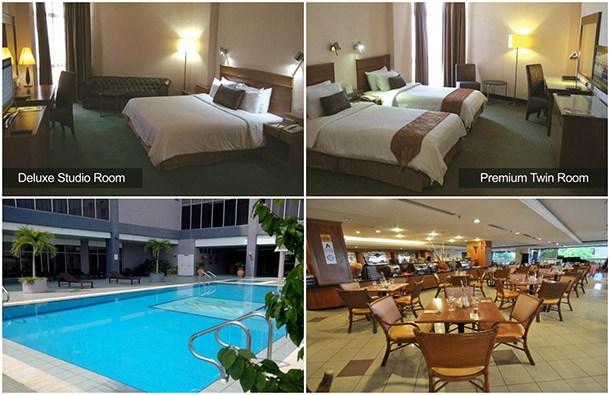 Hotel Grand Continental Kuala Terengganu - Room Image