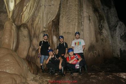Kuching Caving-Gua Sireh7