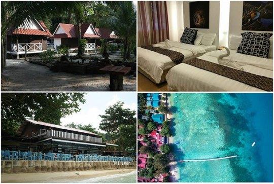 The Bharat Beach Resort Pulau Perhentian Room Image