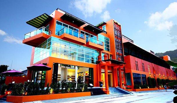The Small Hotel Krabi - Main Image
