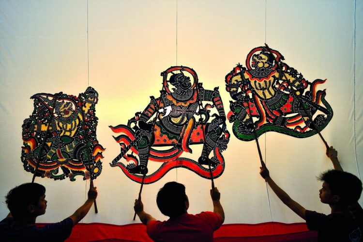 Image: KL will greet Shadow Puppet masters from all over Asia.