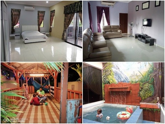 ArRayyan Guesthouse Homestay - Room Image