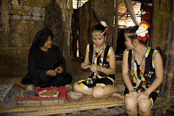 Mari-Mari Cultural Village Kota Kinabalu