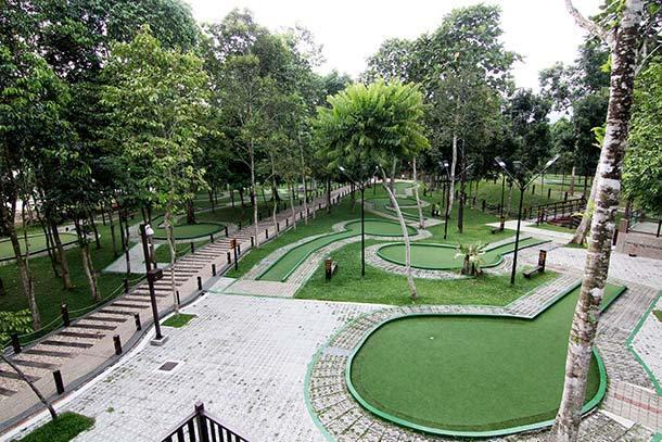 Spritzer EcoPark Taiping