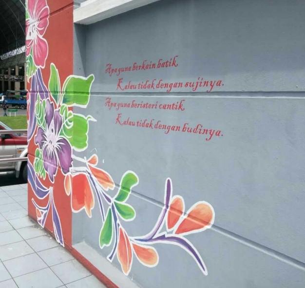 Sibu Street Art 2016-16