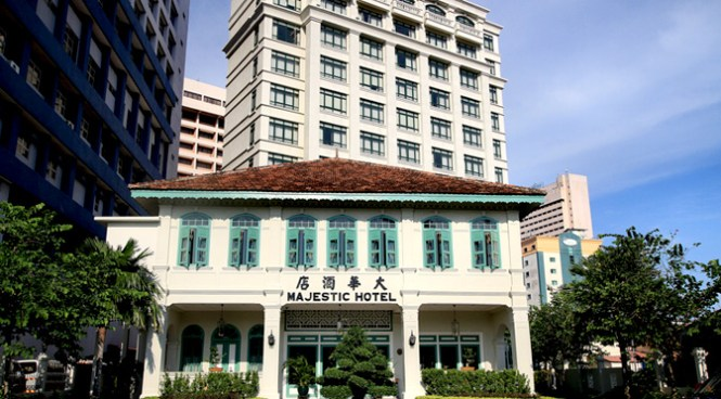 Best Hotel in Melaka - Majestic Hotel