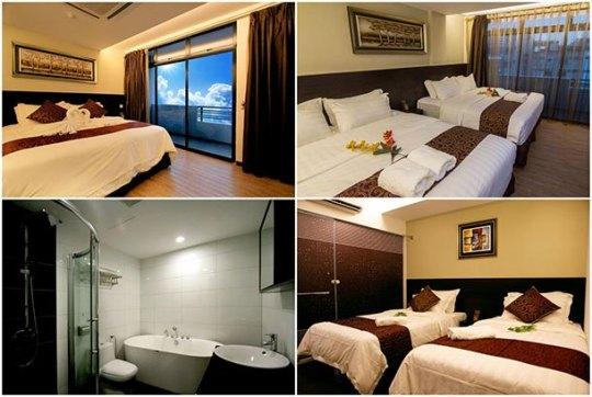 J Suites Hotel - Room Image