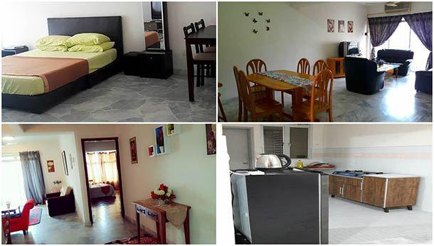 Erween Condo Homestay - Room Image