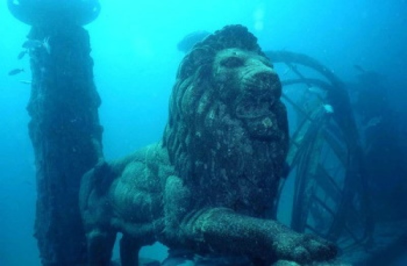 The Underwater City of Port Royal - World Heritage Site - Pictures, Info  and Travel Reports