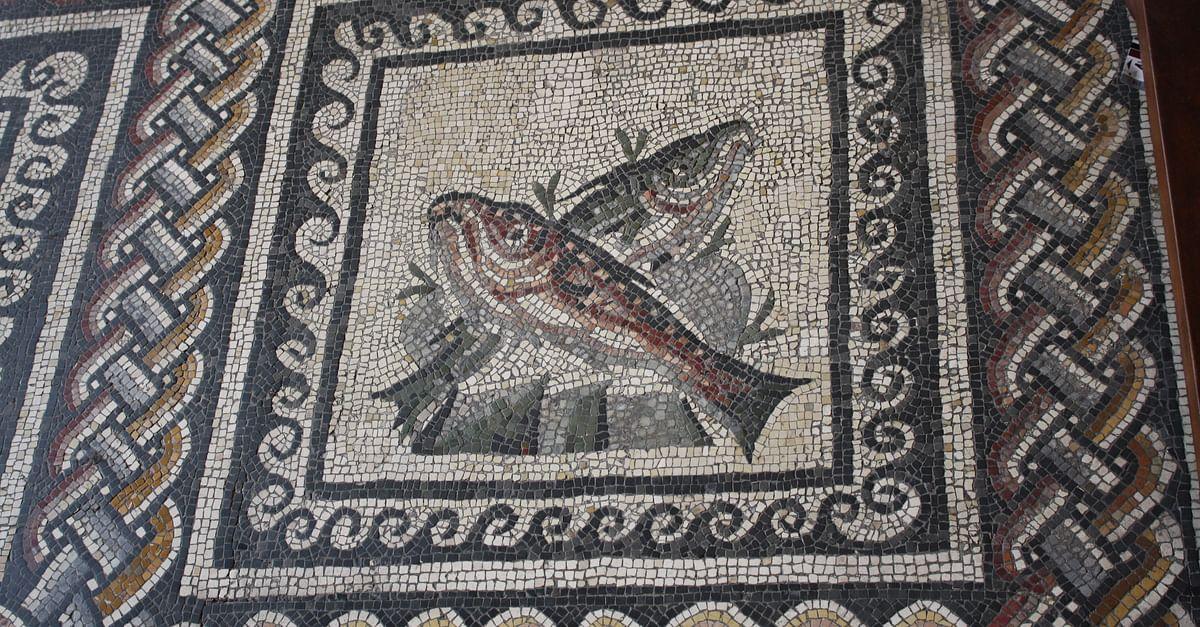 roman mosaics world history encyclopedia