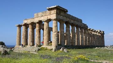 Greek Architecture World History Encyclopedia