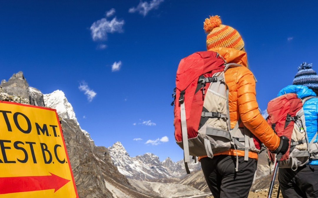 Off To Everest, Climbing For A Cause