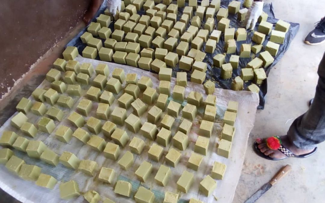 Soap Making for Resilience