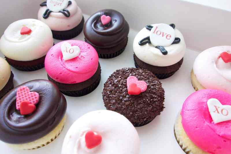 World In Four Days   A Travel & Lifestyle Blog: Los Angeles, California-Georgetown Cupcake