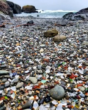 Glass Beach Fun Things To Do In Little River and Mendocino