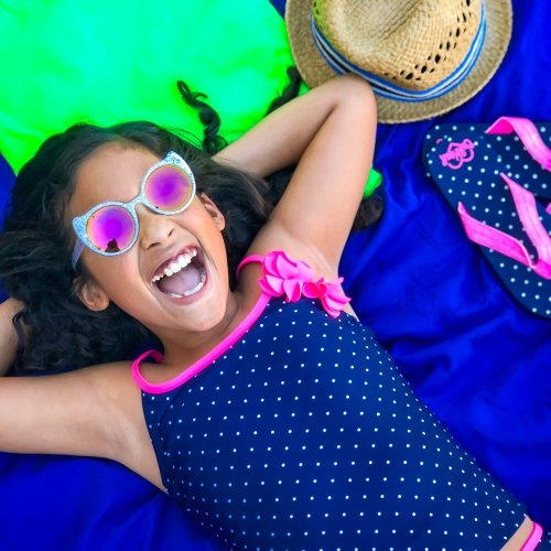 Cute swimsuits for girls | tween fashion | Kids Fashion | Kids OOTD | OshKosh