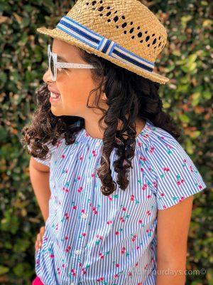 Our Favorite Oshkosh Girls Shirts For Spring