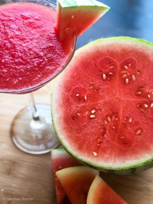 Watermelon Cocktail Recipe