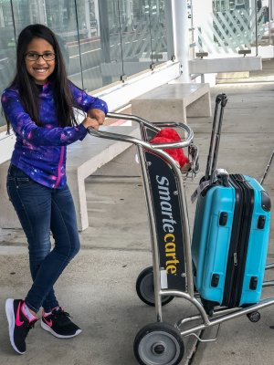 Traveling with kids is an educational and fun way to make memories and teach them about the world. I love to travel with Reese and help her broaden her horizons by seeing new things. I'm a firm believer that travel should be fun, exciting and most importantly SAFE! Here are 7 Ways to Keep Your Kids Safe While Traveling