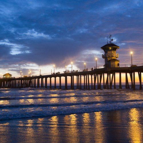 25+ Fun thing to do in Orange County | Huntington beach Pier